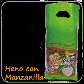 heno-con-manzanilla