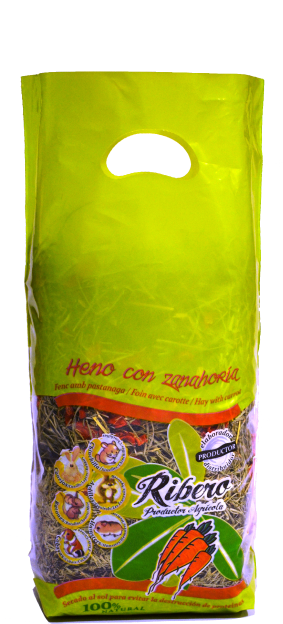 heno-con-zanahoria